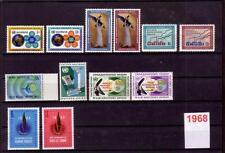 UN New York Jahrgang 1968 ** postfrisch (kn16_105)