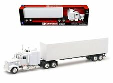 NEWRAY 1:43 TRAILER KENWORTH W900 Diecast Toy Truck Vehicle 15843