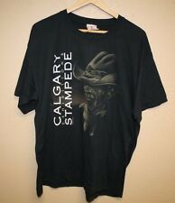 Mens vINTAGE 90'S CALGARY STAMPEDE Graphic Tee T-Shirt Size XL