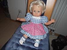 Zapf-Creation Puppenmädchen, blond,  Sitzbaby, ca. 50 cm