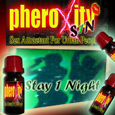 SPECIAL OFFER pheroXity S1N Pheromones for MEN to ATTRACT WOMEN * SEX ATTRACTANT