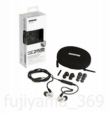 NEW SHURE SE215m+ Special Edition In-Ear Headphones with Remote + Mic F/S JAPAN