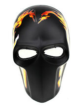 PC Lens Eye Mask Paintball Airsoft Full Face Protection Skull Mask Prop M07836