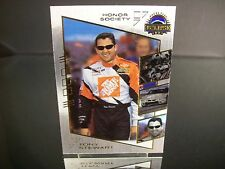 Parallel Tony Stewart #20 Home Depot Press Pass Eclise Solar 2002 Card #P50