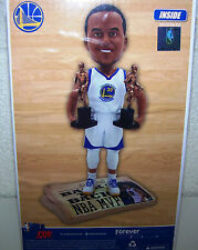 2016 Stephen Curry Golden State Warriors Back to Back MVP Bobblehead Limited