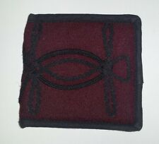 Handmade burgundy Mexican Bifold Wallet with embroidered details