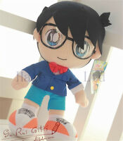 Lovely DETECTIVE CONAN Plush DOLL TOY 12 INCHES