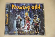 RUNNING WILD - Masquerade / 1995 Original NOISE Press N 0261-2 . Cd .
