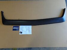 NEW 1971-73 MUSTANG FRONT AIR DAM SPOILER WITH CORRECT FINISH, MADE IN THE USA