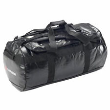 Caribee Kokoda 90L Waterproof Duffel Bag / Backpack Gear Bag Black
