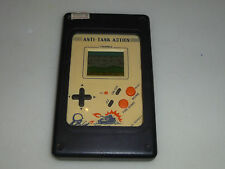 VINTAGE ANTI TANK ACTION TRONICA HANDHELD ELECTRONIC GAME WATCH TP-901 RETRO 80S
