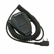 Baofeng UV-5R UV-5RA UV-5RE UV-5R PLUS Microphone Speaker hand-held microph S6E2