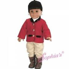 "Equestrian Horse Riding Outfit Traditional 4 pc fit 18"" American Girl Doll"