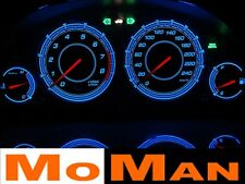 01-05 CIVIC EM2 glow gauges dials el glow plasma dials cluster shift lights MPH