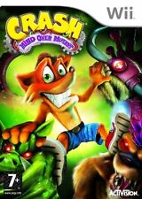 Nintendo Wii Game Crash (Bandicoot) Herrscher the mutants Mind over Mutant NEW