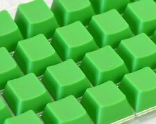 45-Key ANSI Modifier Cherry MX Keycaps Keycap Set 45 Mod Pack - Blank, Green