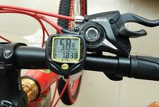 XICA Bike Bicycle Cycling Wireless LCD Computer Odometer Speedometer Waterproof