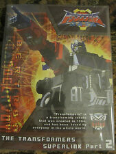 Transformers SuperLink Part 2-  Import DVD