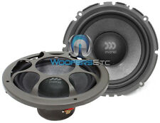 "MOREL VIRTUS MW6 6.5"" CAR AUDIO 4 OHM 300W MAX MID WOOFERS SPEAKERS PAIR NEW"