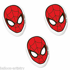 12 Marvel Ultimate Spider-Man Birthday Party Favour Gifts Loot Rubber Erasers