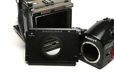 Moveable Adapter For Mamiya 645 To Linhof Sinar Toyo Wista Horseman 4x5