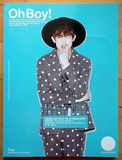 2PM Nichkhun/ Oh Boy!  Vol. 59/Korea Magazine/Aug. 2015/RARE
