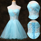 New Short prom Mini Homecoming Dresses Evening Party PLUS SIZE 8 10 12 14 16 18