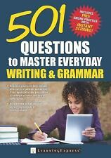 501 Questions to Master Everyday Writing and Grammar by LearningExpress Staff...