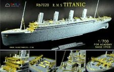 Rainbow 1/700 Rb7020 R.M.S. TITANIC Photo-Etching Parts for Academy