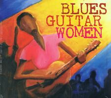 Blues Guitar Women - 2 CDs - NEU Tracy Conover Alice Stuart Sue Foley Etta Baker
