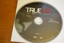 True Blood First Season 1 Disc 3 Replacement DVD Disc Only *