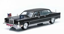 1972 Lincoln Continental Ronald Reagan in 1:43 Scale by Greenlight  86110-C