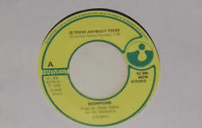 "SCORPIONS -Is There Anybody There- 7"" 45"