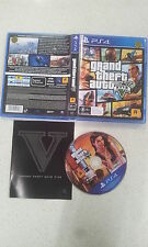 Grand Theft Auto V 5 GTA V Five Sony PlayStation 4 PS4
