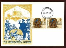 GB 1976 The Merry Wives Of Windsor Cover #C9063