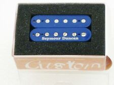 Seymour Duncan SH-4 JB Humbucker Guitar Pickup - Custom Blue 11102-13-CC