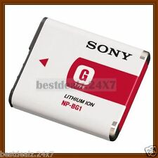 New OEM Sealed Pack NP-BG1 NPBG1 Camera Battery for Sony DSC-HX5V, DSC-N1