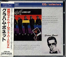 GRAHAM BONNET 2 in 1 CD Line Up + S/T  JAPAN ONLY 1987 33PD-364 W/Obi RARE