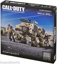 MEGA BLOKS COD Call of Duty - Claw Assault #06855 - FAST FREE SHIPPING