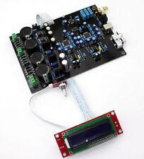 AK4495SEQ+AK4118+NE5534 DOP DSD 32BIT 768K  Fiber + Coaxial + USB DAC Decorder