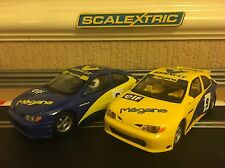 Scalextric RENAULT MEGANE orientale & no9