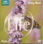 BBC EARTH - LIFE - PLANTS - DVD