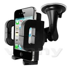 Per Apple iPhone 4 4s Parabrezza Monte Aspirazione Culla Supporto Telefono Auto Kit