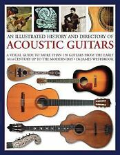 Illustrated History and Directory of Acoustic Guitars Book by Dr Westbrook