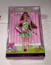 Barbie 2007 Mattel My Melody By Sanrio Pink Label New In Box Never Opened