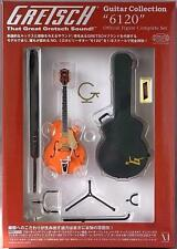 "Guitar Collection ""6120"" Official Figure Complete Set 1/8 Scale"