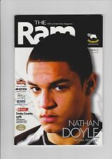 Derby County v QPR - Official Matchday Programme 16-03-2005