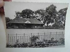 Vintage RPPC Bowling Green, Grangewood Park, Thornton Heath Postally Unused