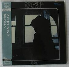 JANIS IAN - Who Really Cares JAPAN SHM MINI LP CD OBI NEU UICY-94570