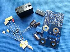 Dual channel UPC1237 Speaker Protection Board Kit Boot Delay DC Protection DIY